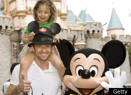 Pics of Celebrities Hanging Out At Disneyland (PHOTOS)