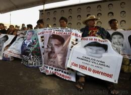 'Su palabra no fue honrada', dicen padres de los 43 a Peña en reunión