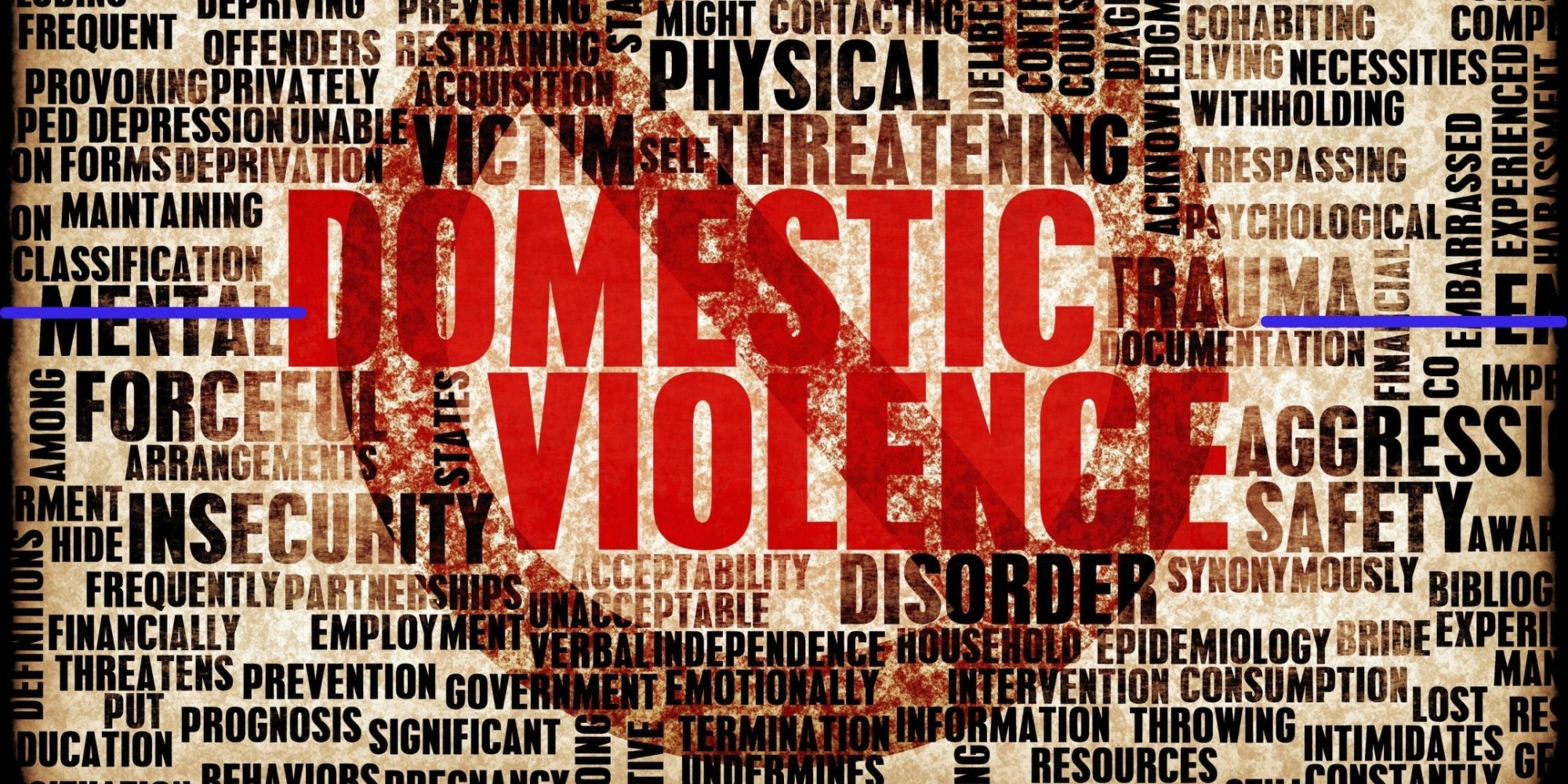 Domestic Violence Is A Story Told In Blood And Numbers