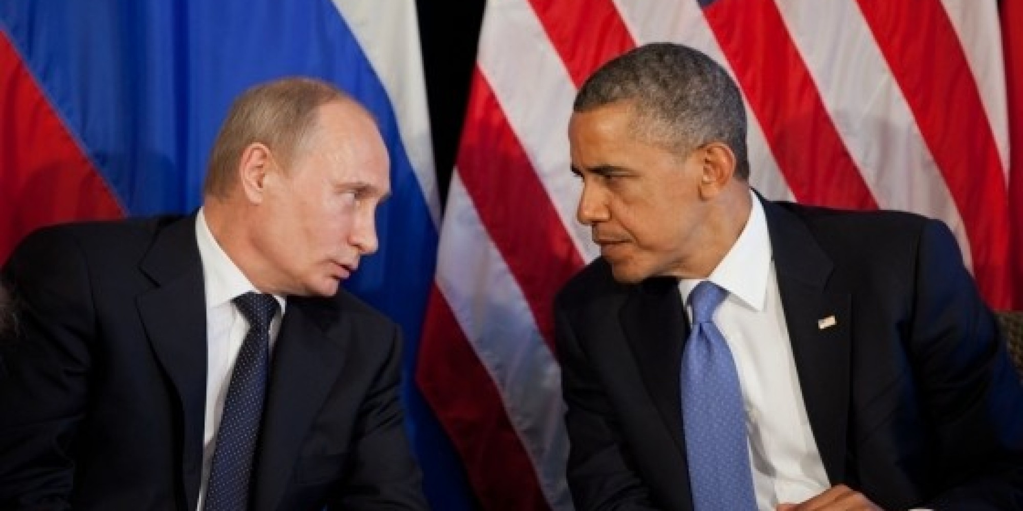 Image result for obama and putin handshake