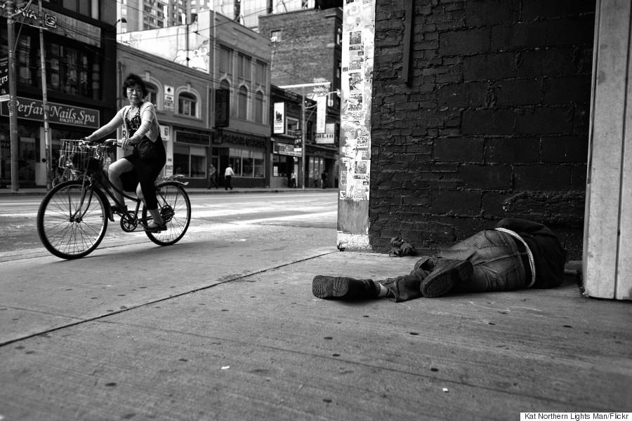 toronto homeless