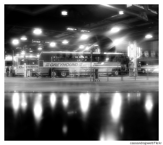 toronto greyhound bus station