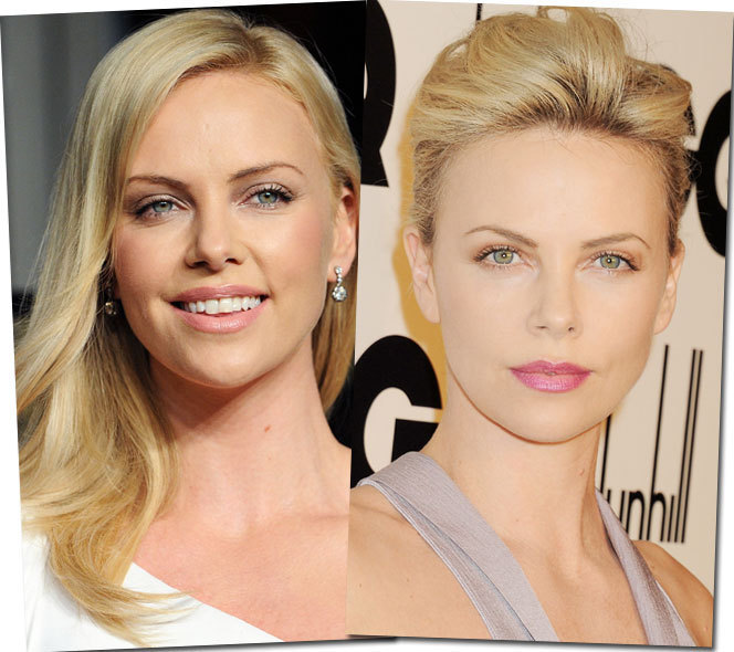 Charlize Theron Look Alike