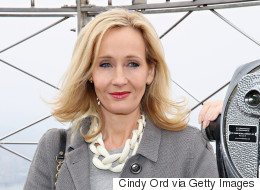 JK Rowling Lifts The Lid On Plans For Harry Potter And The Cursed Child