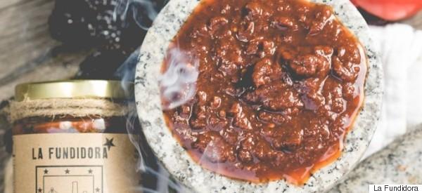 Estas no son las típicas salsas aguadas donde sumerges tus 'chips'