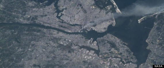 September 11 Attack Nasa Video