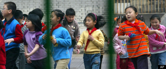 FOOD POISONING CHINESE SCHOOLS