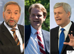Harper Says Mulcair Owes Chris Alexander An Apology