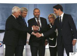Body Language Expert Picks Debate Winner