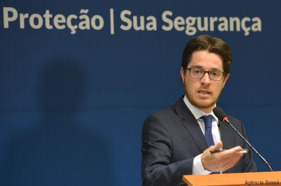Beto Vasconcelos, presidente do Conare e secretário Nacional de Justiça (Foto: Agência Brasil)