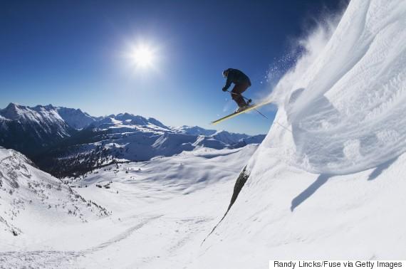 whistler ski
