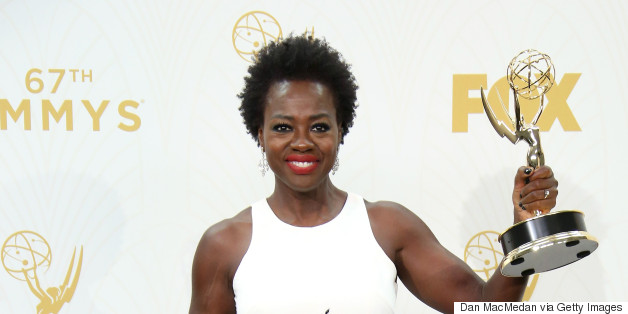 Viola Davis Opens Up About Her Historic Emmy Win