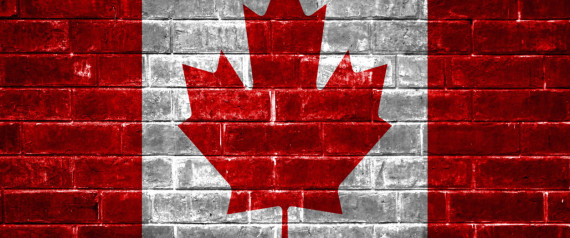 CANADA BORDER WALL