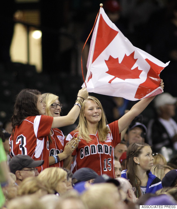 blue jays fans canada