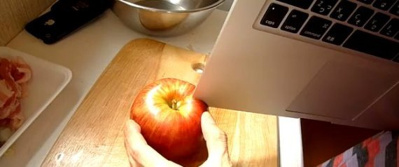 MACBOOK AIR KNIFE