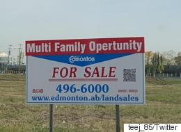Edmonton: Land Of 'Opertunity' And Typos