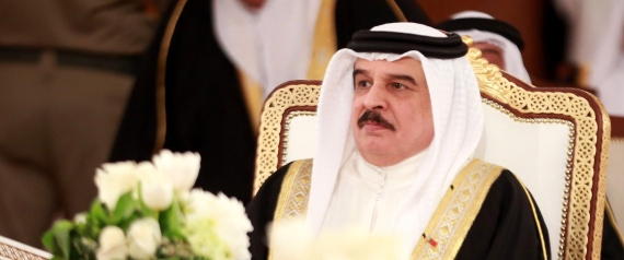 EMIR OF BAHRAIN