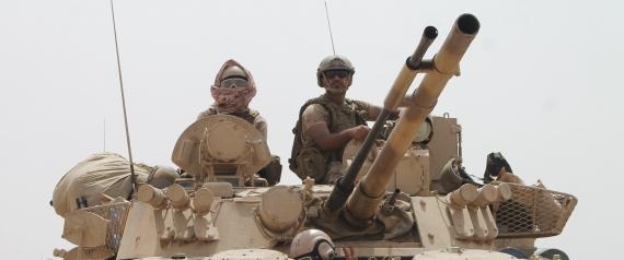 SAUDI FORCES YEMEN