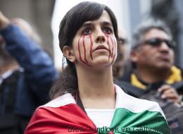 Miles demostraron que no olvidan, ni olvidarán a los 43 de Ayotzinapa