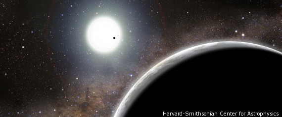 INVISIBLE PLANET DISCOVERED