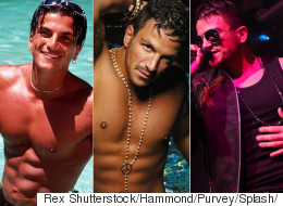 Peter Andre's Sexiest Ever Snaps