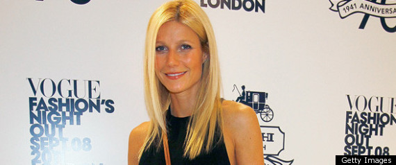 GWYNETH PALTROW AT THE COACH STORE LAUNCH PARTY