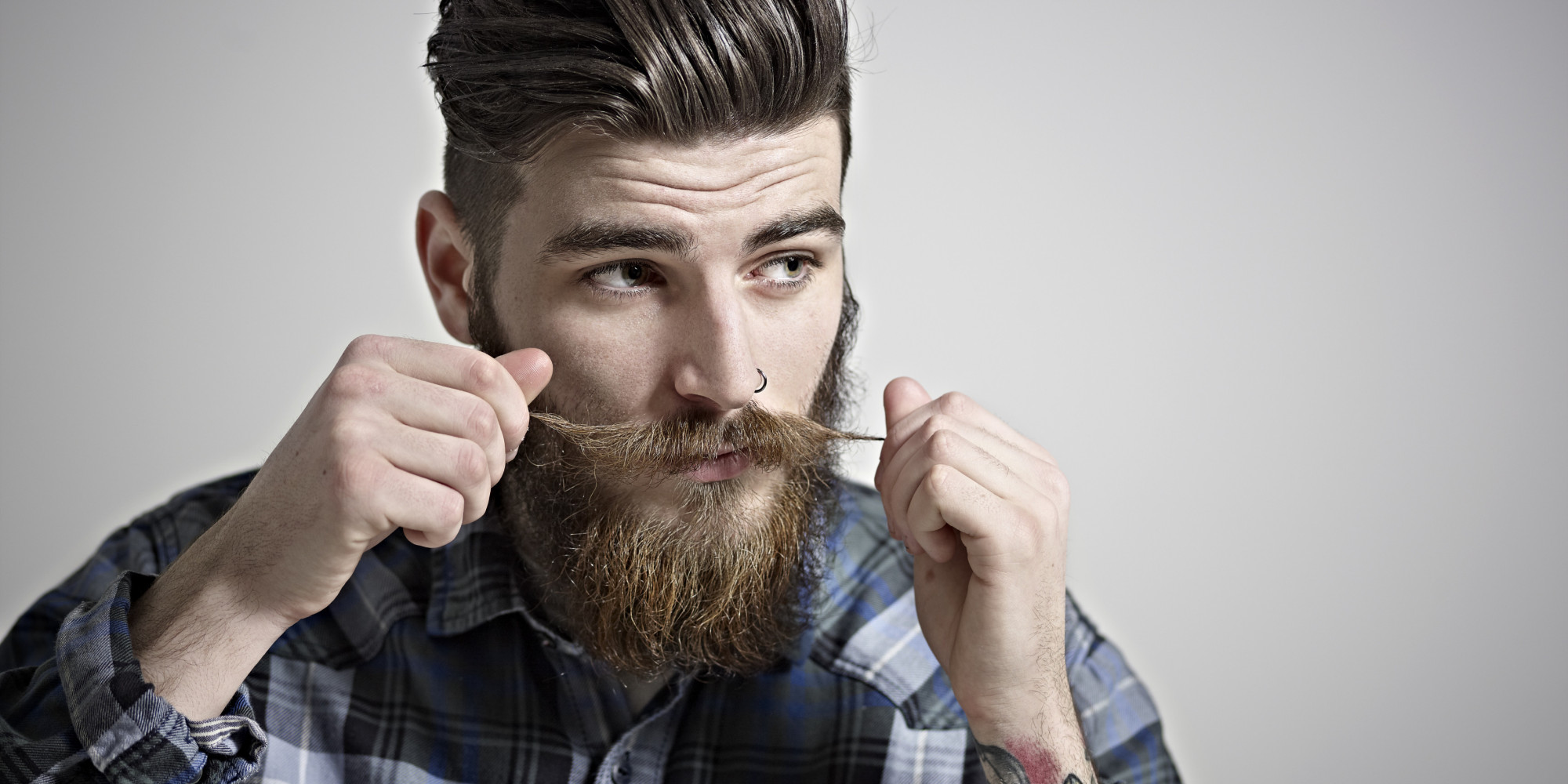 how to look like a hipster guy