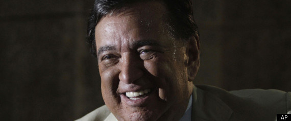 CUBA BILL RICHARDSON ALLAN GROSS