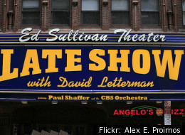 Ed Sullivan Theater David Letterman