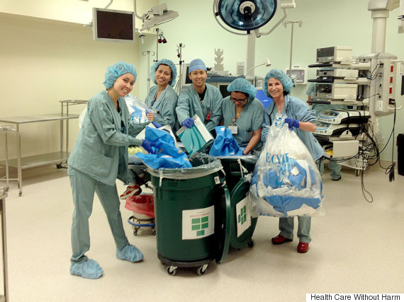 A Greener Operating Room | HuffPost