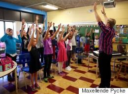Sing Montréal Chante, chorale gratuite pour écoles défavorisées