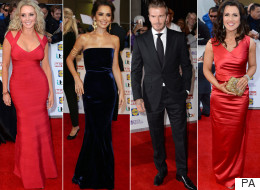 The Stars Come Out For Pride Of Britain Awards