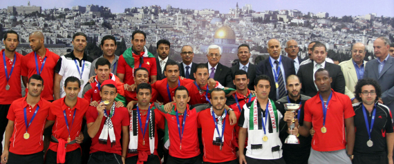 PALESTINE NATIONAL FOOTBALL TEAM