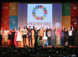 Ein Gipfel soll die Welt retten: Promis und Politiker diskutieren in NY