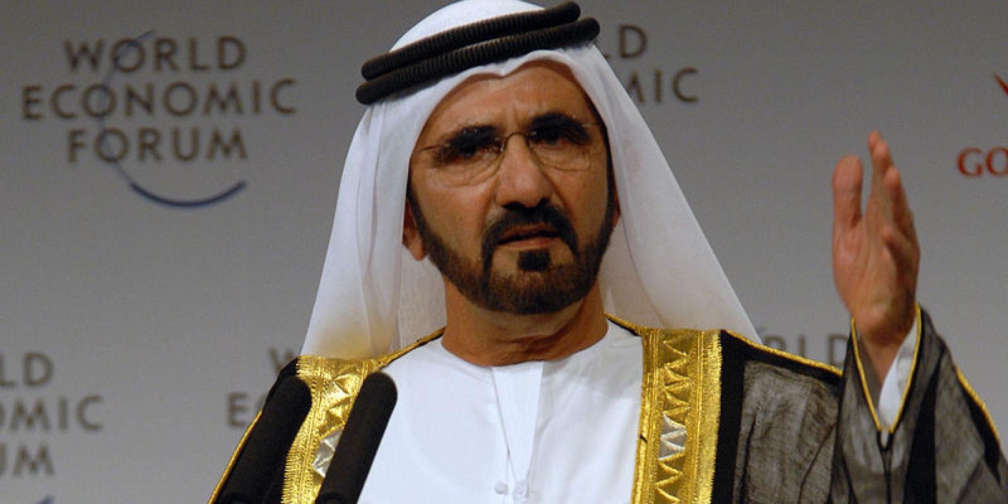 Самый богатый шейх в мире