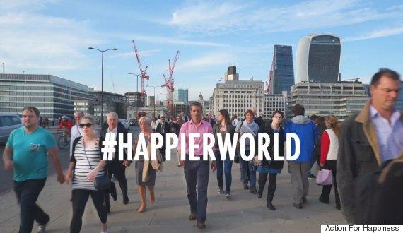 happier world