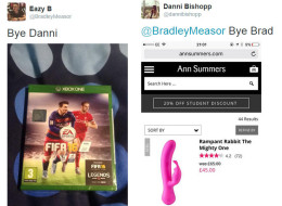 This Woman Had The Perfect Response To Her Boyfriend's 'FIFA 16' Tweet