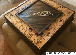 Ce Monopoly est en fait une demande en mariage (PHOTOS)