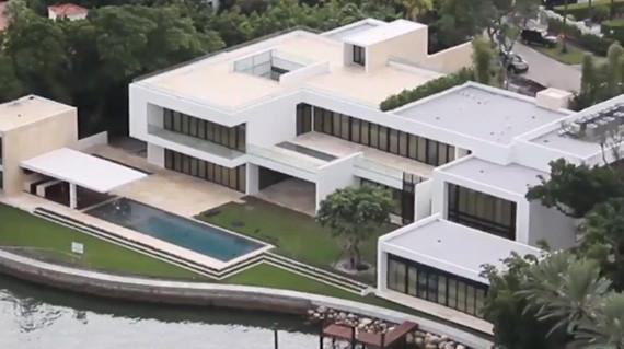 Alex Rodriguez Miami Home: Yankees Star's $24 Million ...