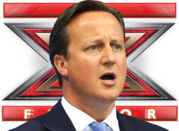 David Cameron Stuns The Judges During Secret X-Factor Audition