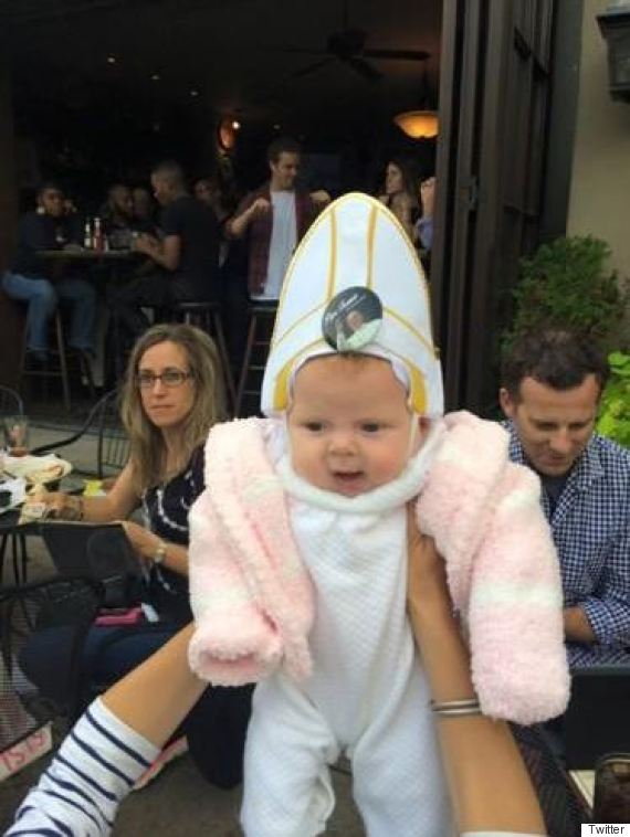 baby pope francis