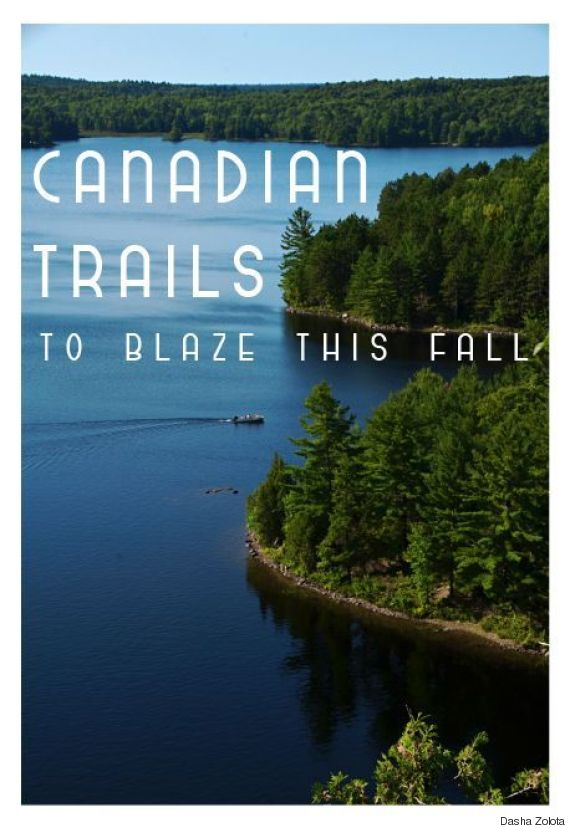 best canadian hikes