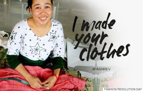 fashion revolution day worker