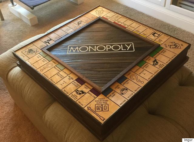 monopoly proposal