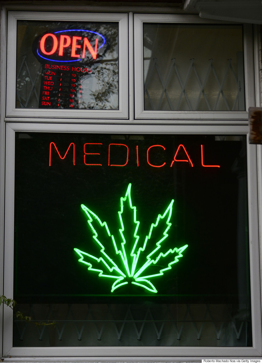 medical cannabis store