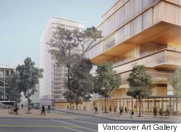 New Vancouver Art Gallery Design Certainly Has People Talking