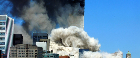 SEPTEMBER 2001 TRADE TOWER ATTACKS