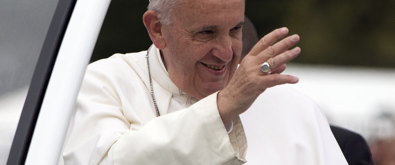 US POPE UNITED FRANCIS