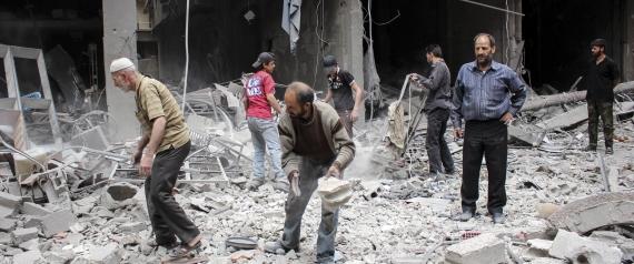 SYRIAN PRESIDENT BASHAR ALASSAD