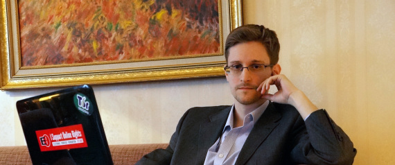 EMPLOYEE EDWARD SNOWDEN FORMER US NATIONAL SECURIT